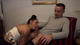 My Step Sister Craves My Cock