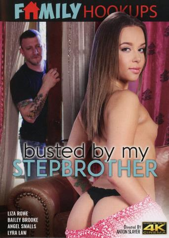 Busted By My Stepbrother from Metro front cover