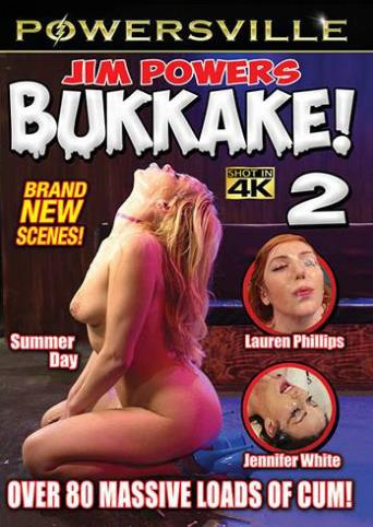 Jim Powers Bukkake 2 from Powersville front cover