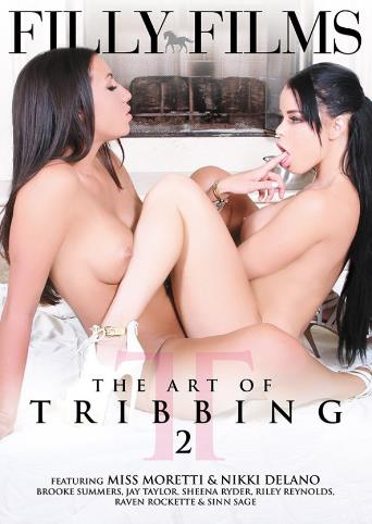 The Art Of Tribbing 2 from Filly Films front cover