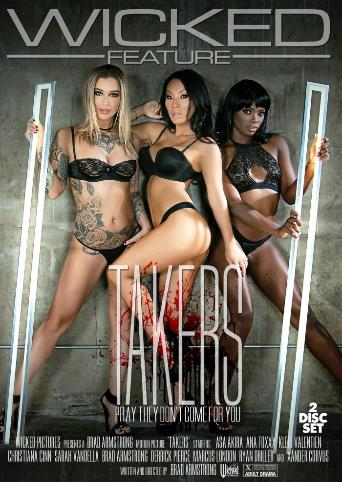 Takers from Wicked front cover