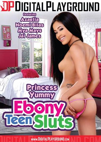 Ebony Teen Sluts from Digital Playground front cover