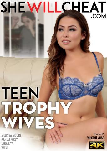 Teen Trophy Wives from Metro front cover