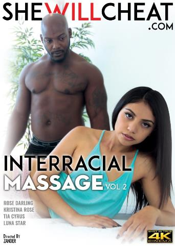 Interracial Massage 2 from Metro front cover