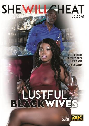 Lustful Black Wives from Metro front cover
