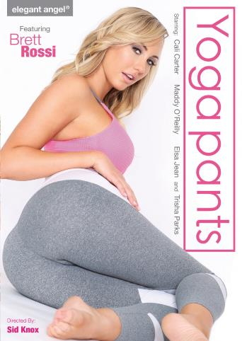 Yoga Pants from Elegant Angel front cover