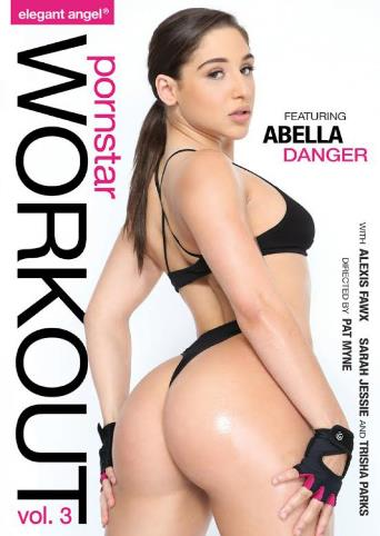 Pornstar Workout 3 from Elegant Angel front cover