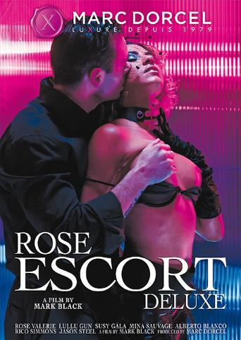 Rose Escort Deluxe from Marc Dorcel front cover