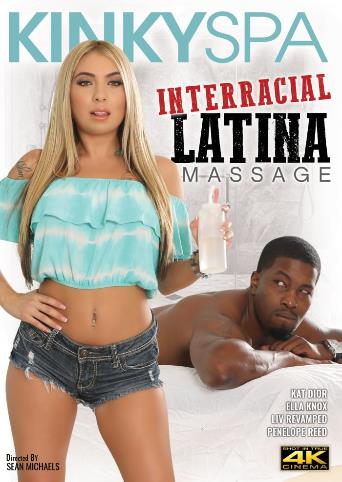 Interracial Latina Massage from Metro front cover