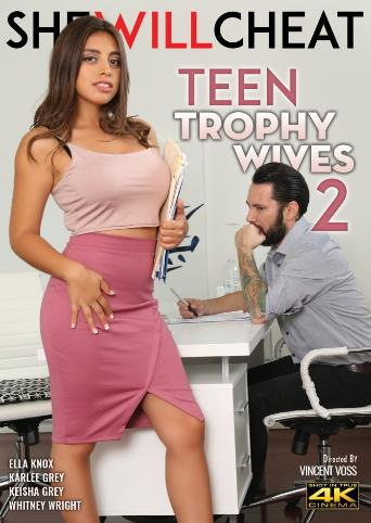 Teen Trophy Wives 2 from Metro front cover