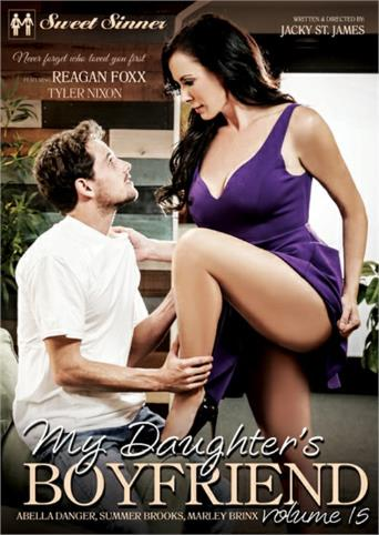 My Daughter's Boyfriend 15 from Sweet Sinner front cover