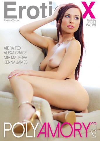 Polyamory 3 from Erotica X front cover