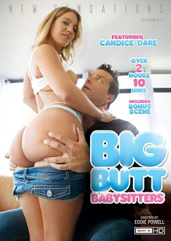 Big Butt Babysitters from New Sensations front cover