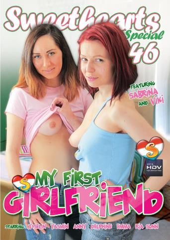 Sweethearts Special 46 My First Girlfriend from Seventeen front cover
