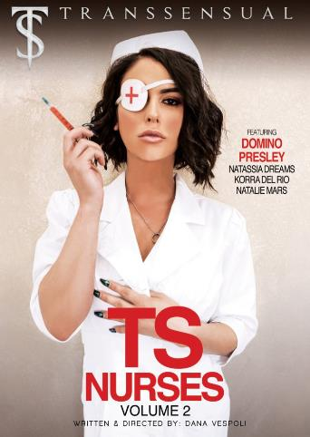Ts Nurses 2 from Transsensual front cover