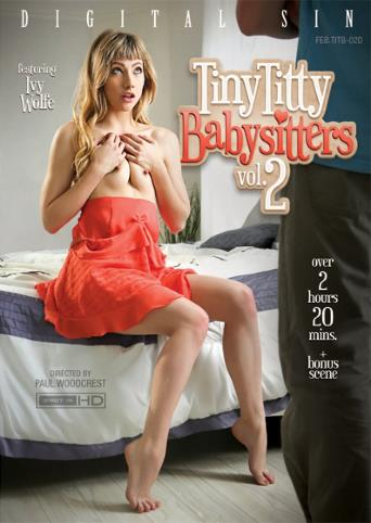 Tiny Titty Babysitters 2 from Digital Sin front cover