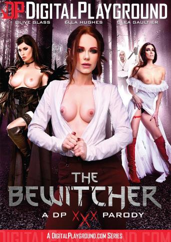 The Bewitcher from Digital Playground front cover