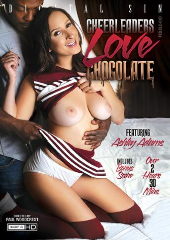 Cheerleaders Love Chocolate from Digital Sin front cover