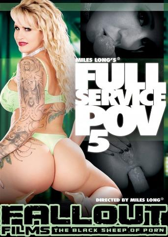 Full Service POV 5 from Miles Long Productions front cover