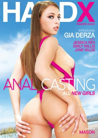 Anal Casting from Hard X front cover