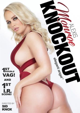 Alexis Monroe Is A Knockout from Elegant Angel front cover