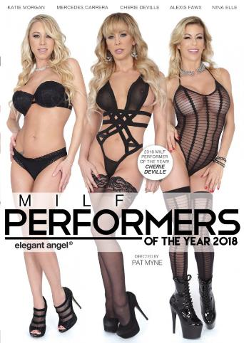 MILF Performers Of The Year 2018 from Elegant Angel front cover