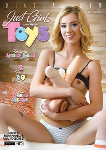 Just Girls And Their Toys from Digital Sin front cover