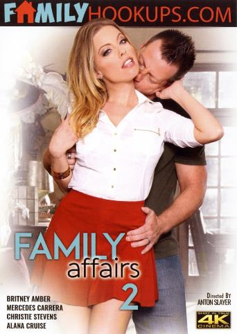 Family Affairs 2 from Metro front cover
