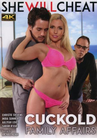 Cuckold Family Affairs from Metro front cover