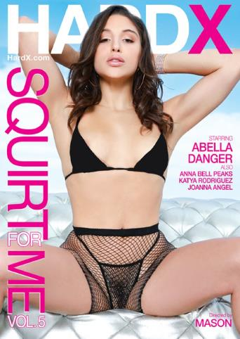 Squirt For Me 5 from Hard X front cover