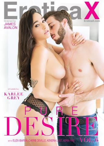 Pure Desire 6 from Erotica X front cover