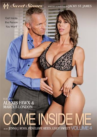 Come Inside Me 4 from Sweet Sinner front cover