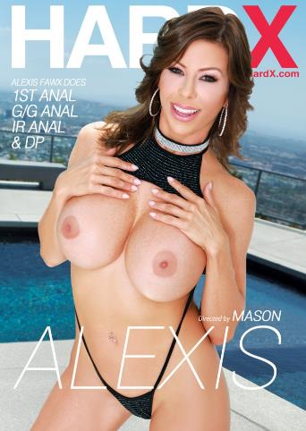 Alexis from Hard X front cover