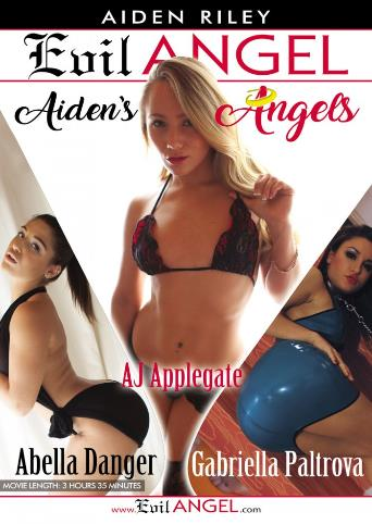 Aiden's Angels from Evil Angel front cover