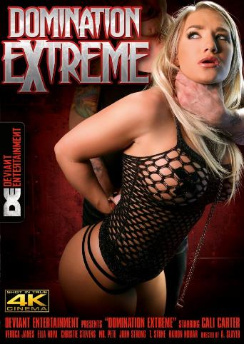 Domination Extreme from Metro front cover