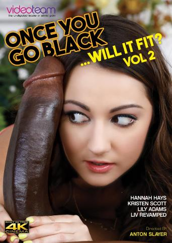 Once You Go Black Will It Fit 2 from Metro front cover