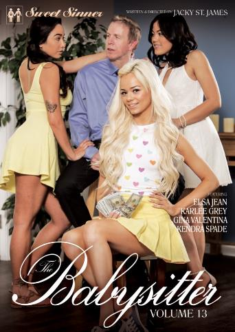The Babysitter 13 from Sweet Sinner front cover