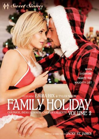 Family Holiday 2 from Sweet Sinner front cover