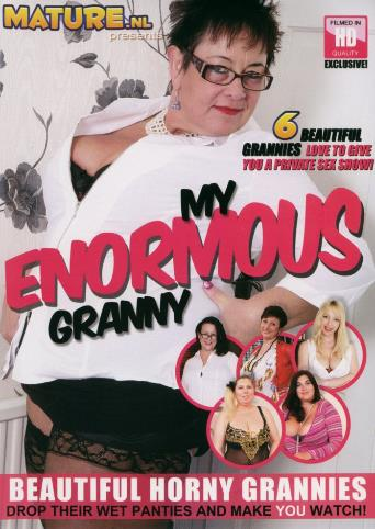 My Enormous Granny from Mature front cover