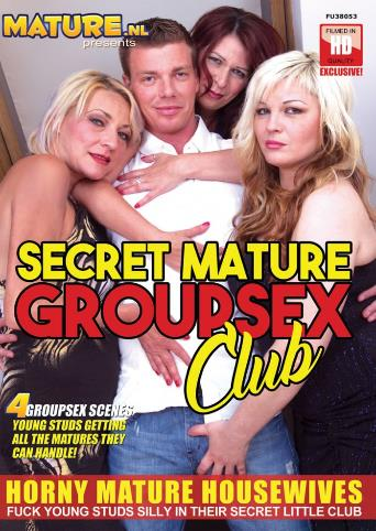 Secret Mature Groupsex Club from Mature front cover
