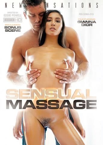 Sensual Massage from New Sensations front cover