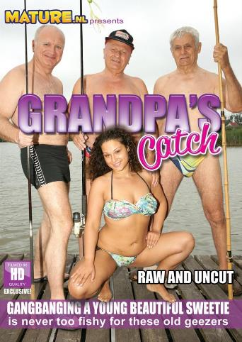 Grandpa's Catch from Mature front cover