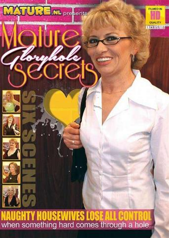 Mature Gloryhole Secrets from Mature front cover