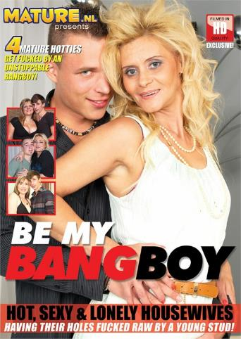Be My Bang Boy from Mature front cover