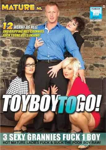 Toy Boy To Go from Mature front cover