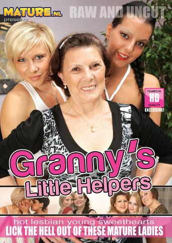 Granny's Little Helpers from Mature front cover
