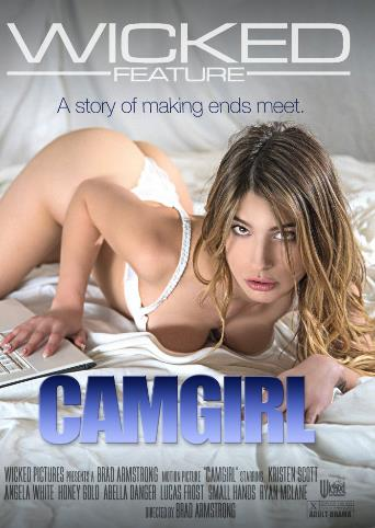 Camgirl from Wicked front cover