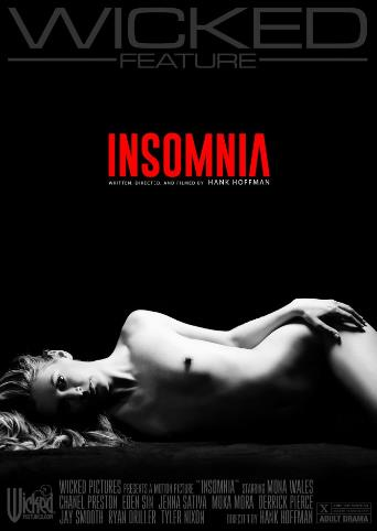Insomnia from Wicked front cover