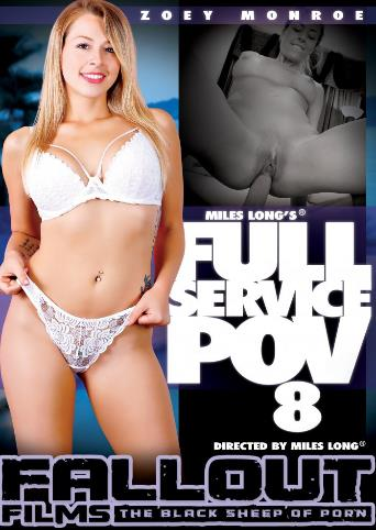Full Service POV 8 from Miles Long Productions front cover