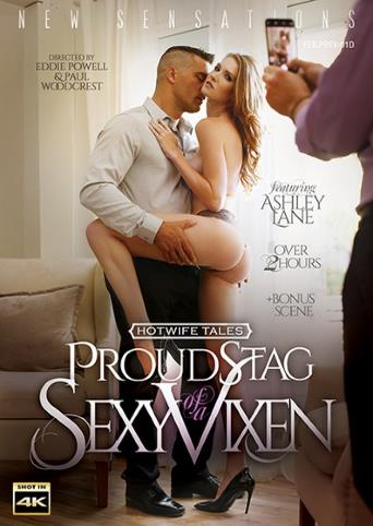 Proud Stag Of A Sexy Vixen from New Sensations front cover